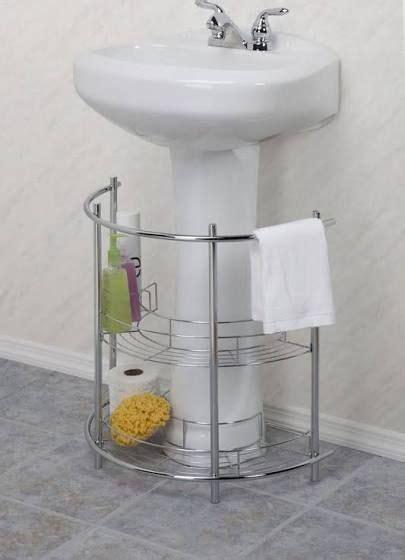 pedestal sink storage ikea 1000 ideas about pedestal sink storage on pinterest
