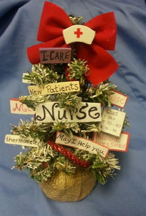 christmas tree decorations for nurse graduate 25 unique ornament ideas on gift nursing graduation gifts