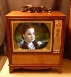 colored tv rca 630ts television 1946