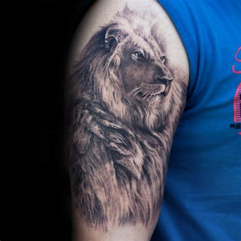 realistic lion tattoo 50 realistic designs for felidae ink ideas