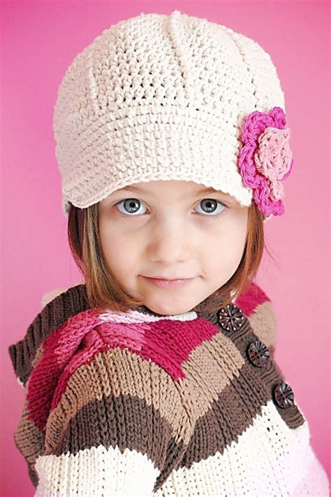 Anny Instan cap crochet hat pattern instant permission to