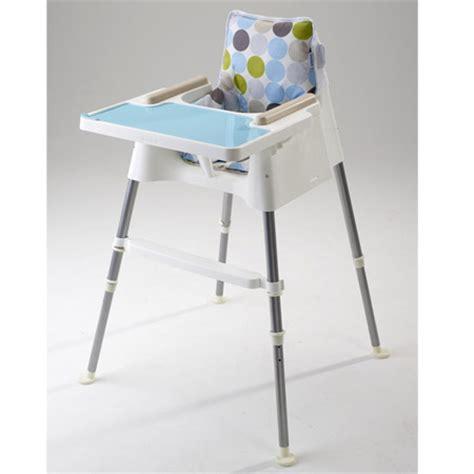 Bien Rehausseur De Chaise Pour Enfant #7: Beaba--chaise-haute-cube-blanc-turquoise.jpg