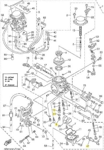 2002 yamaha 1100 wiring diagram wiring diagram schemes
