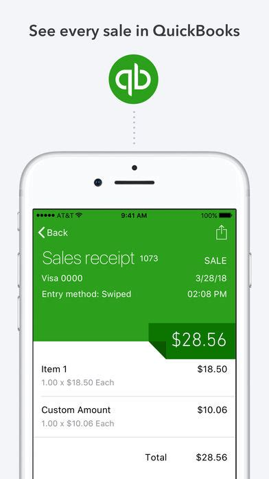 portable bluetooth intuit gopayments credit card reader