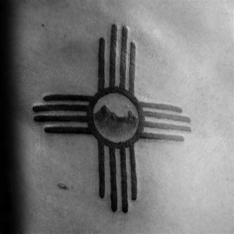 zia symbol tattoos 50 zia designs for new mexico ink ideas