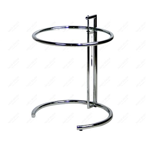 eileen gray style end side table designer reproduction