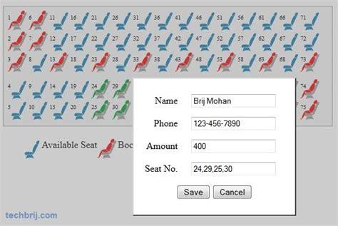 design online movie ticket system online ticket booking system using asp net techbrij