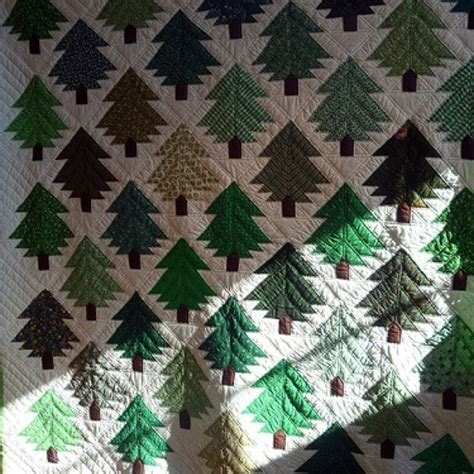 quilt pattern pine tree 112 best lodge quilts images on pinterest