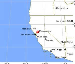 vacaville california map vacaville california ca 95687 profile population maps