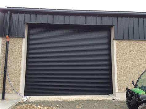A M Garage Doors by Industrial Roller Shutters Insulated Mor Garage Doors