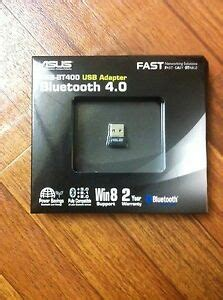 new asus usb bt400 usb 2 0 bluetooth 4 0 adapter ebay