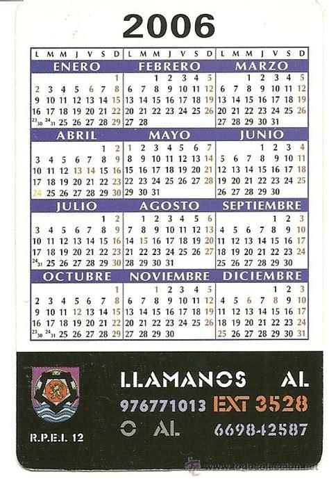 Calendario 2012 En Espaã Ol Calendario Ej 233 Rcito Espa 241 Ol A 241 O 2006 Comprar