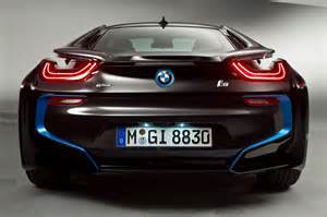 Bmw I8 Rear 2014 Design Of The Year 2014 Bmw I8 Automobile Magazine