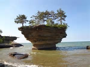 Turnip Rock Port World Places Turnip Rock Port Michigan