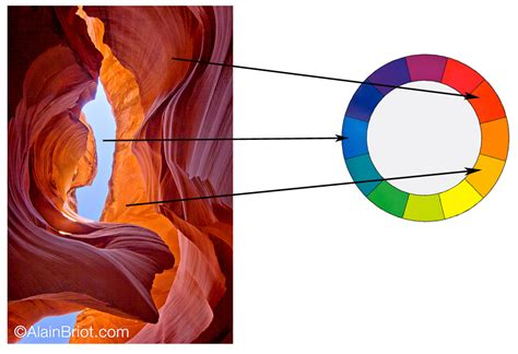 split complementary colors color harmonies 4 cool warm split tetradic and square