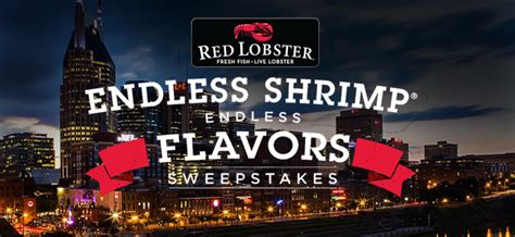 endless shrimp returns to red lobster for fall 2017 chew boom - Red Lobster Sweepstakes