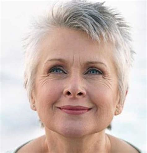 extremely short hair cuts for women with gray hair over 50 years old very short hair for women http www short haircut com
