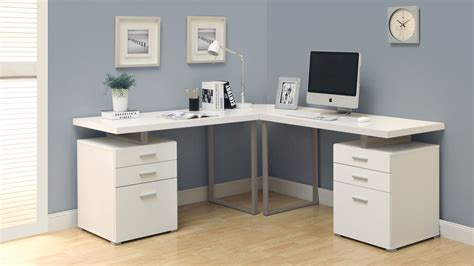 modern desk with drawers modern white desk with drawers furniture