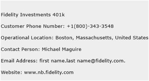 fidelity customer service phone number 28 images