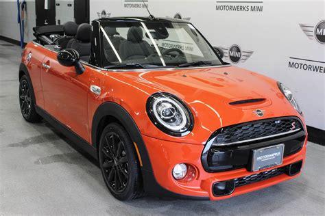 2020 mini cooper convertible s 2019 new mini cooper s convertible at motorwerks mini