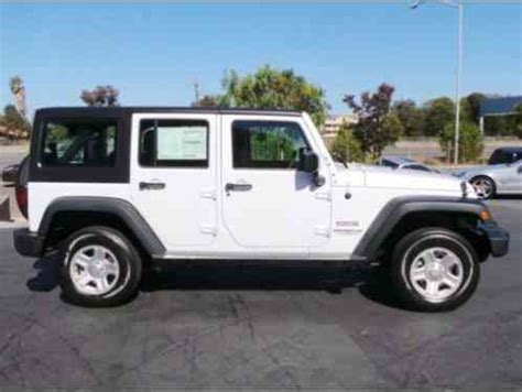 Jeep Wrangler Prices By Year Jeep Wrangler 2015 Model Year Unlimited Sport 4x4 Rhd