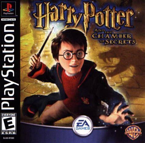 emuparadise harry potter harry potter chamber of secrets sony playstation