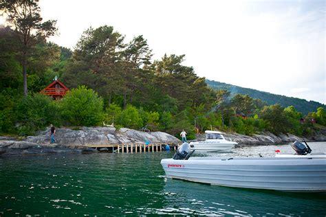 motorboot norwegen boote ps fjordhytter ferienh 228 user in norwegen