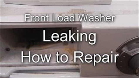 Front Load Washer Leaking From Door Samsung Front Load Washer Leaking Door Boot Seal Dc64 02805a обзоры на продукцию Samsung