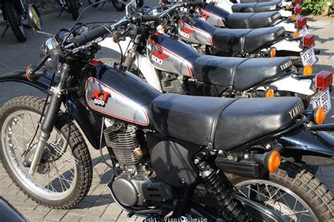 Motorrad Xt 500 by Xt Ausstellung Sammlung Xt 500 Galerie Www Classic