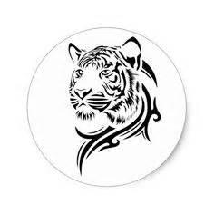 sticker tattoo bandung free tribal animals vector art free vectors pinterest