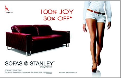 stanley sofa chennai stanley presents flat 30 off on wide range of sofa sets