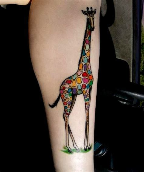 giraffe tattoo giraffe tattoos piercings