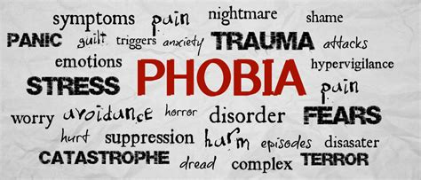 10 And Their Phobias by Fear With A Chance Of Armageddon