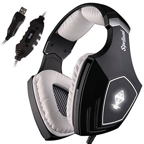 Headset Sades Spellond sades a60 spellond gaming headset price in india january