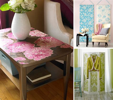unique diy home decor wallpaper or stencils unique diy home decor projects