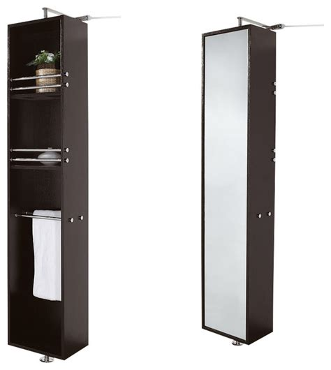 full length bathroom mirror cabinet claire 360 degree rotating floor cabinet with full length