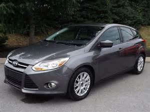 2012 Ford Focus Sel Review 2012 Ford Focus Pictures Cargurus