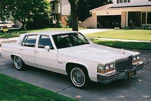 Seville Bench 1982 Cadillac Sedan Deville For Sale Troy Michigan
