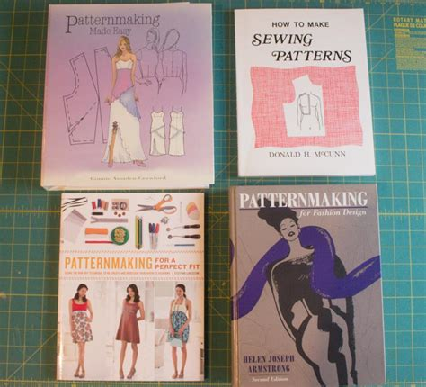 books on pattern making and sewing getting started in pattern drafting how to make a dress