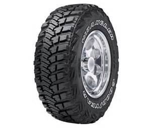 Goodyear Car Tires Prices Goodyear Wrangler Mt R Tire With Kevlar On Tire Rack