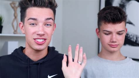 james charles brother and sisters james charles annoying his brother youtube
