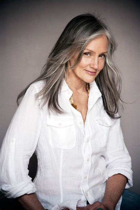 older models with gray hair 378 best images about short grey outside the box i love