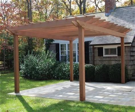 free standing vinyl pergola kits 25 best ideas about cedar pergola on pergola