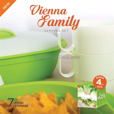 Daftar Gelas Tupperware jual gelas tupperware new vienna family set best