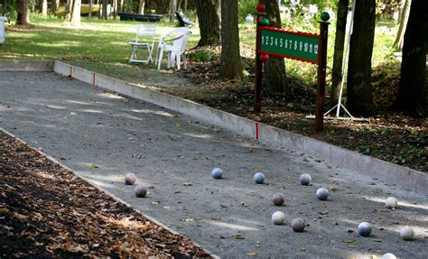bocce court top 28 bocce court pictures 43 best images about
