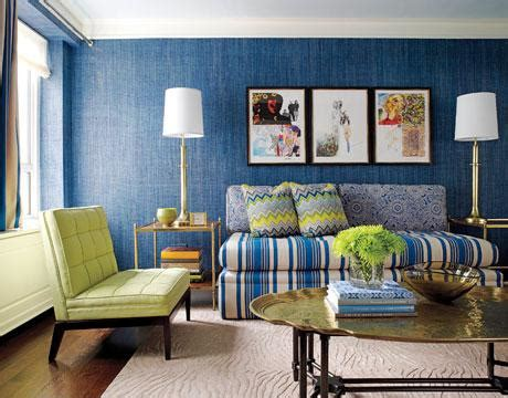 blue and green living rooms so will you do inky blue the decorologist