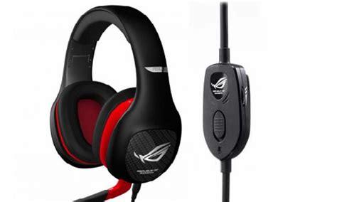 Headset Asus Vulcan vulcan headphones unvieled asus