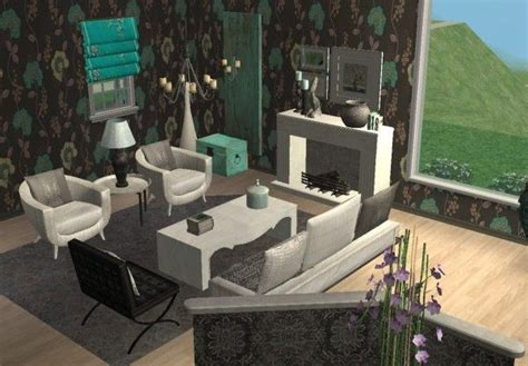 lilmissdolly tips on decorating in sims 4 candice olson inspired glamorous living room home d 233 cor