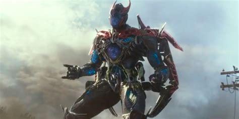 film robot power rangers power rangers tv spot offers better look at megazord