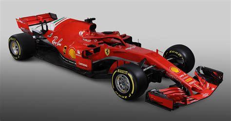 Formel 1 Auto by Reveals Sf71h 2018 Formula 1 Car
